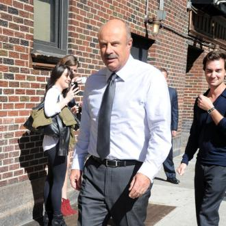 Dr Phil Under Fire For Controversy Tweet