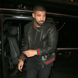Drake attends rapper Loski's London gig