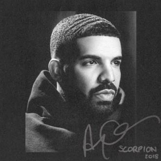 Drake's album Scorpion released this month
