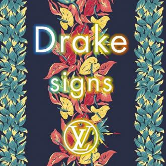 Drake's new single inspired by Louis Vuitton