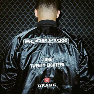 Drake announces release date for new LP Scorpion