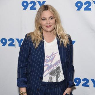 Drew Barrymore is 'really hard' on herself