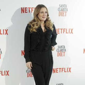 Drew Barrymore wants a rainbow drawing for Mother's Day