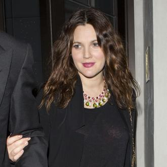 Drew Barrymore In No Rush To Lose Baby Weight