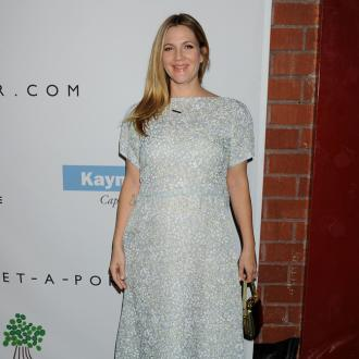 Drew Barrymore Not Worried About Weight Gain