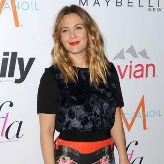 Drew Barrymore Feels Her Age