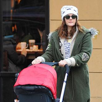 Drew Barrymore: Olive Is My Big 'Crush'