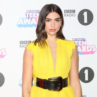 Dua Lipa: Fashion's been like a shield for me