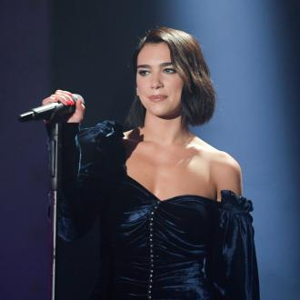 Dua Lipa opens up because of her music