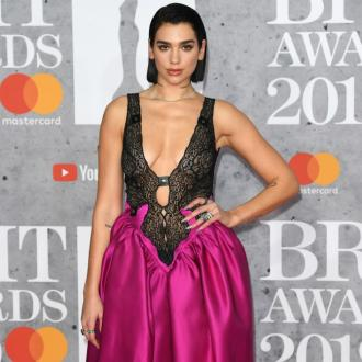 Dua Lipa hits out at hypocritical stars calling for equality