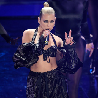 Dua Lipa 'couldn't believe' Gwen Stefani sang on Physical remix