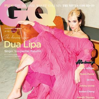 Dua Lipa is 'more open around female energy'
