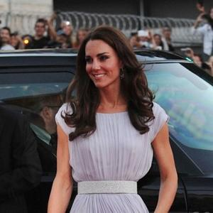 Duchess Catherine Tops Harper's Best Dressed Poll