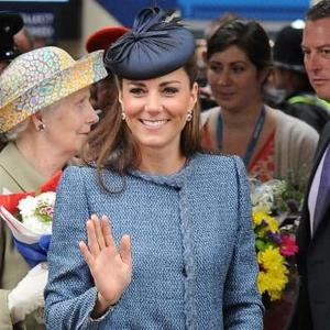 Duchess Catherine Pledges Support To Harry