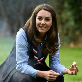 Duchess Catherine named join President of Scouts