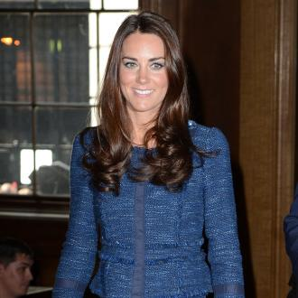 Duchess Catherine Attends Oxfordshire Wedding