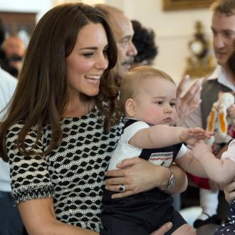 Duchess Catherine's Tory Burch Dress Sells Out Online