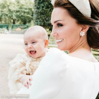 Duke and Duchess of Cambridge release extra Prince Louis photo