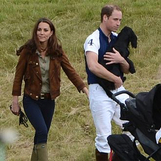 Prince William Ready For Diaper Duty