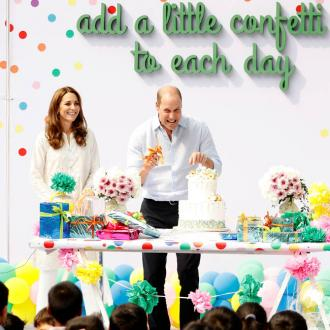 Duke And Duchess Of Cambridge Surprise Children At Birthday Party In Pakistan