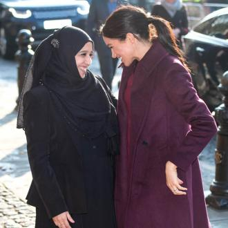 Duchess Meghan Was Reunited With Grenfell Charity Cookbook Women