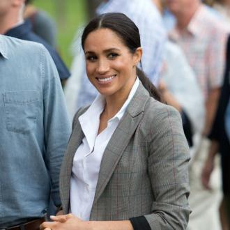 Serena Williams sends Duchess Meghan bespoke clothes