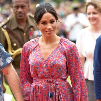 Duchess Meghan is the 'happiest' she's ever been