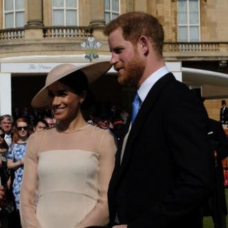 Prince Harry and Duchess Meghan wish fans a happy Thanksgiving