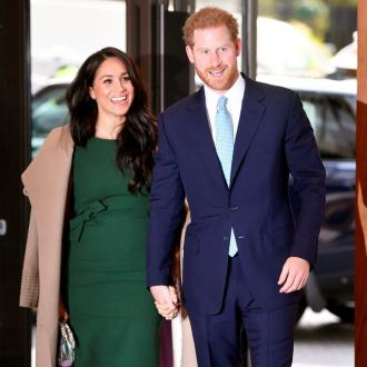 Prince Harry and Duchess Meghan's biography title unveiled
