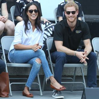 Love at first sight: Prince Harry 'almost froze' when he saw Duchess Meghan for the first time