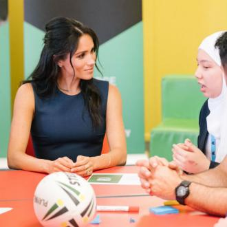 Duchess Of Sussex 'Took Out Trash'