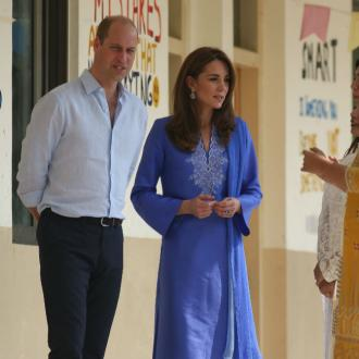 Duke and Duchess of Cambridge give charity grants