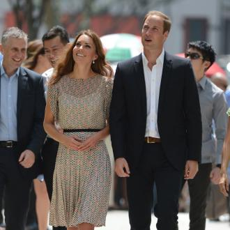 Duke And Duchess Of Cambridge To Attend Nba Game