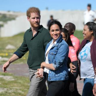 Duke And Duchess Of Sussex Learning Parenting 'Strength'