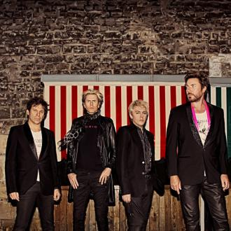 Duran Duran and Kasabian win O2 Silver Clef Awards