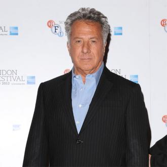 Dustin Hoffman makes first public appearance since harassment allegations