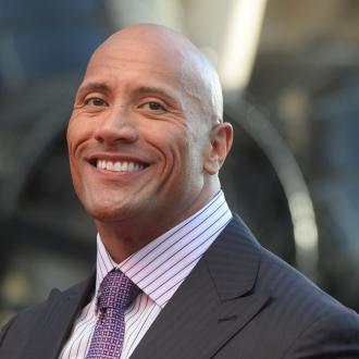 Dwayne Johnson's girlfriend is pregnant