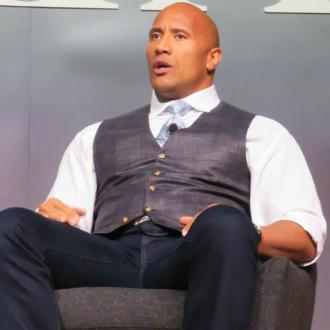 Dwayne Johnson excited about Jumanji sequel