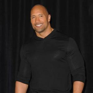 Dwayne Johnson Named Action Star Of The Year