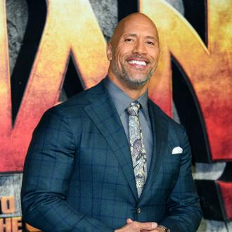 Dwayne Johnson jokes he'll name baby after Kevin Hart