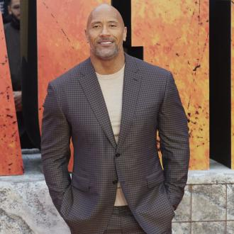 Dwayne Johnson: I can't make boys