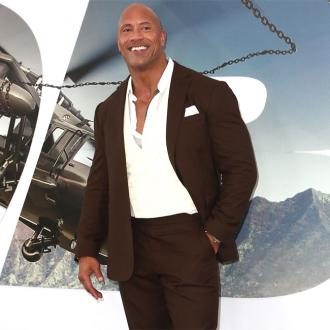 Dwayne Johnson reveals his wedding was 'beautiful'