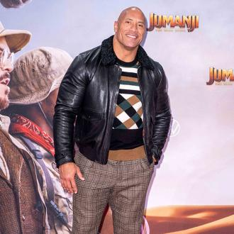 Dwayne Johnson's Red Notice halts production