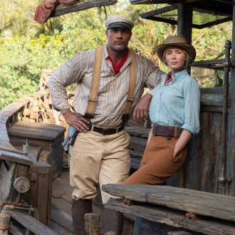 Emily Blunt: Jungle Cruise is inspired by Romancing the Stone