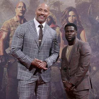 Dwayne Johnson's 'heart stopped' when he heard of Kevin Hart's crash