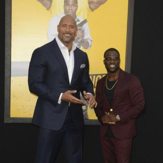 Kevin Hart open to hosting Oscars with Dwayne Johnson