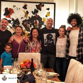 Dwayne Johnson Reminisces On 'Tough Spot; In His Life On Thanksgiving