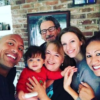 Dwayne Johnson's 'Second Father' Has Died