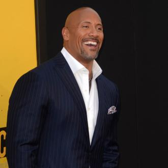 Dwayne Johnson won People Sexiest title because he doesn't try to be sexy