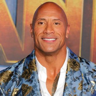 Dwayne Johnson's 'charismatic energy' can be felt on camera